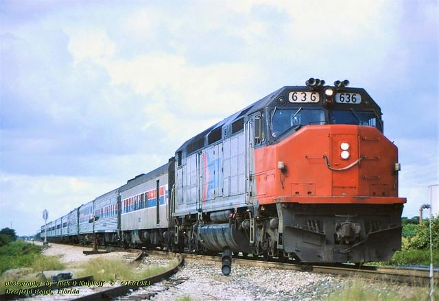 AMT 636 n, Deerfield Beach, FL.   6-13-1983
