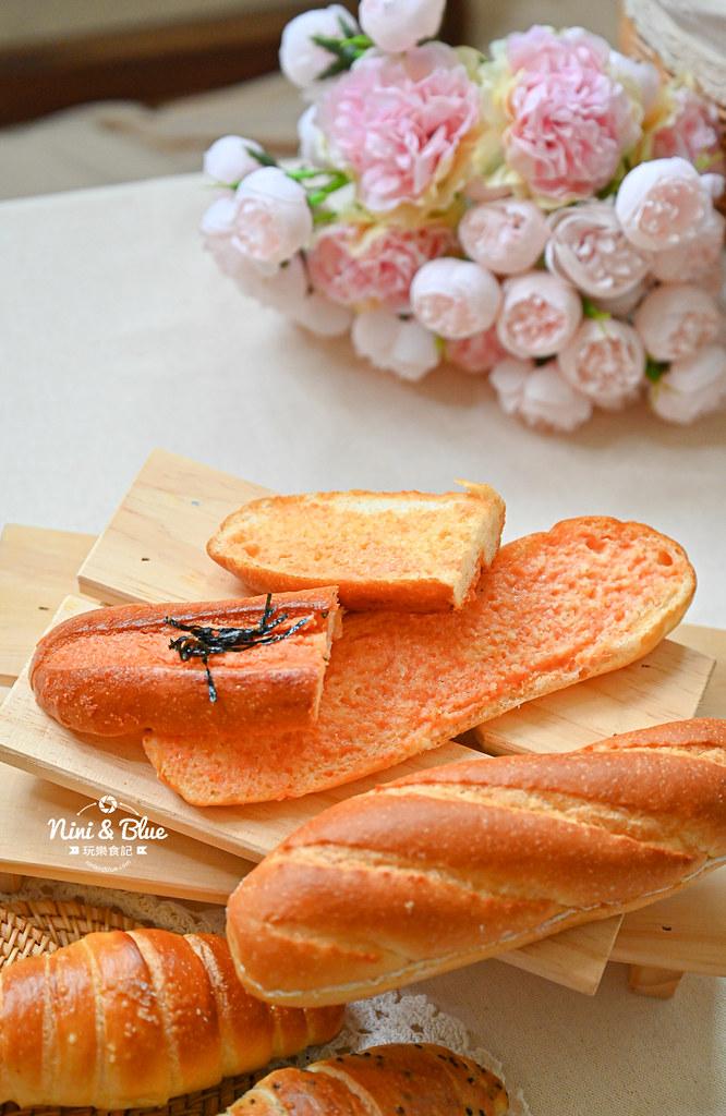 BOB生吐司 可頌 暘光田麥16