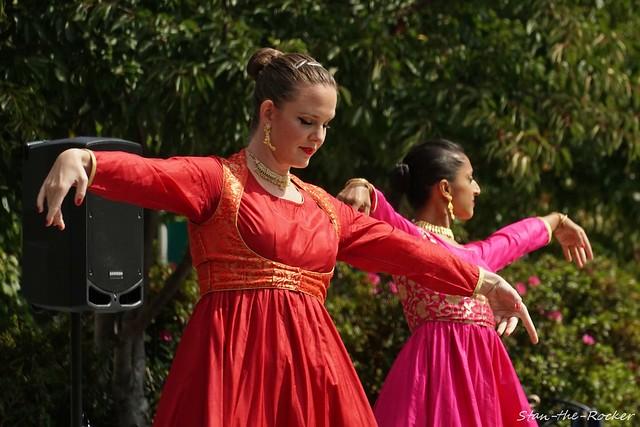 Leela Dance Collective - SF Union Square Park - 091721 - 01