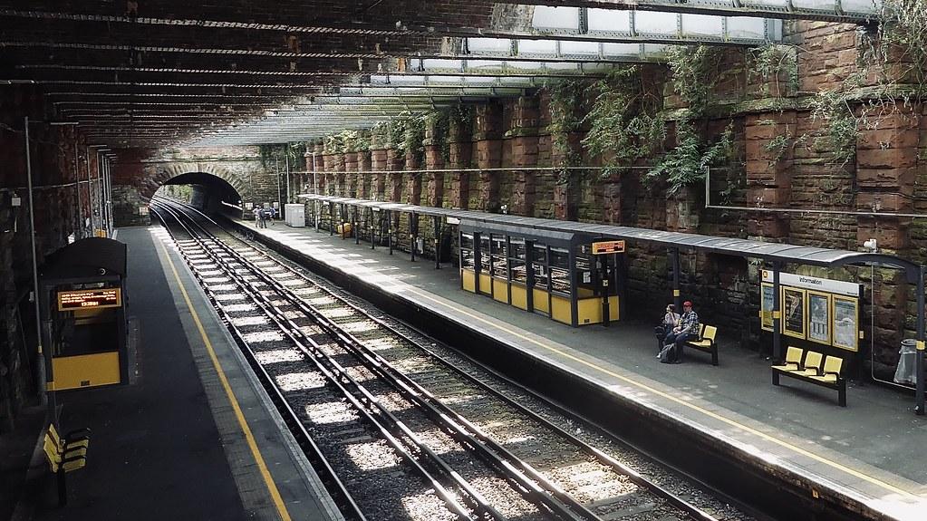 Green Lane Railway Station