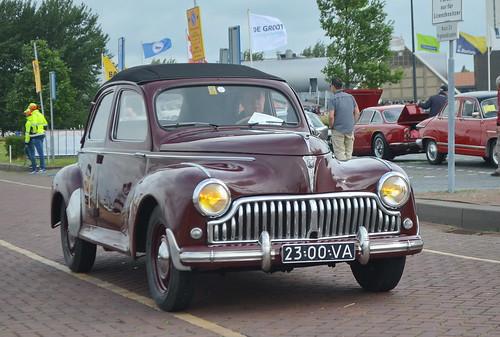 1951 Peugeot 203 23-00-VA