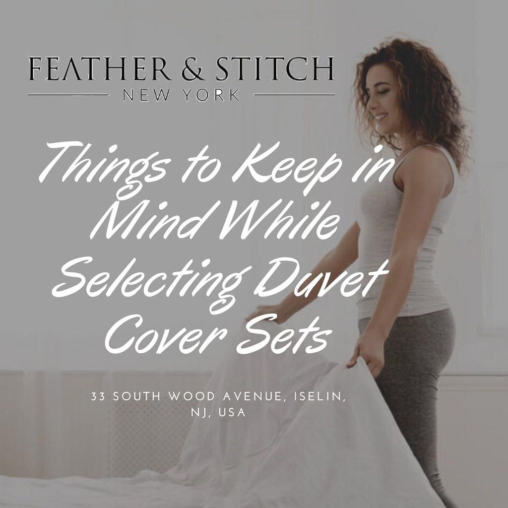 500 Thread Count Duvet Cover Set