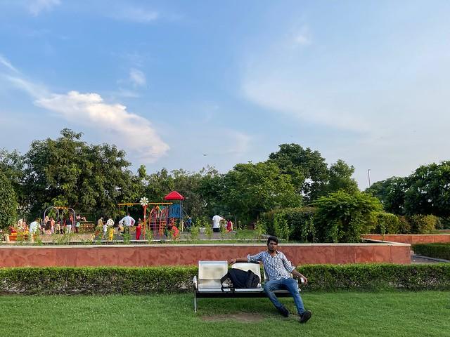 City Hangout - District Park, Jasola36