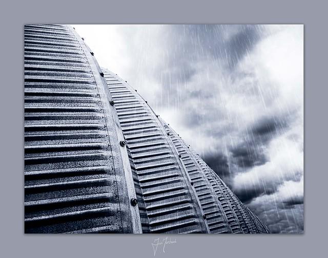 Geometry and Rain