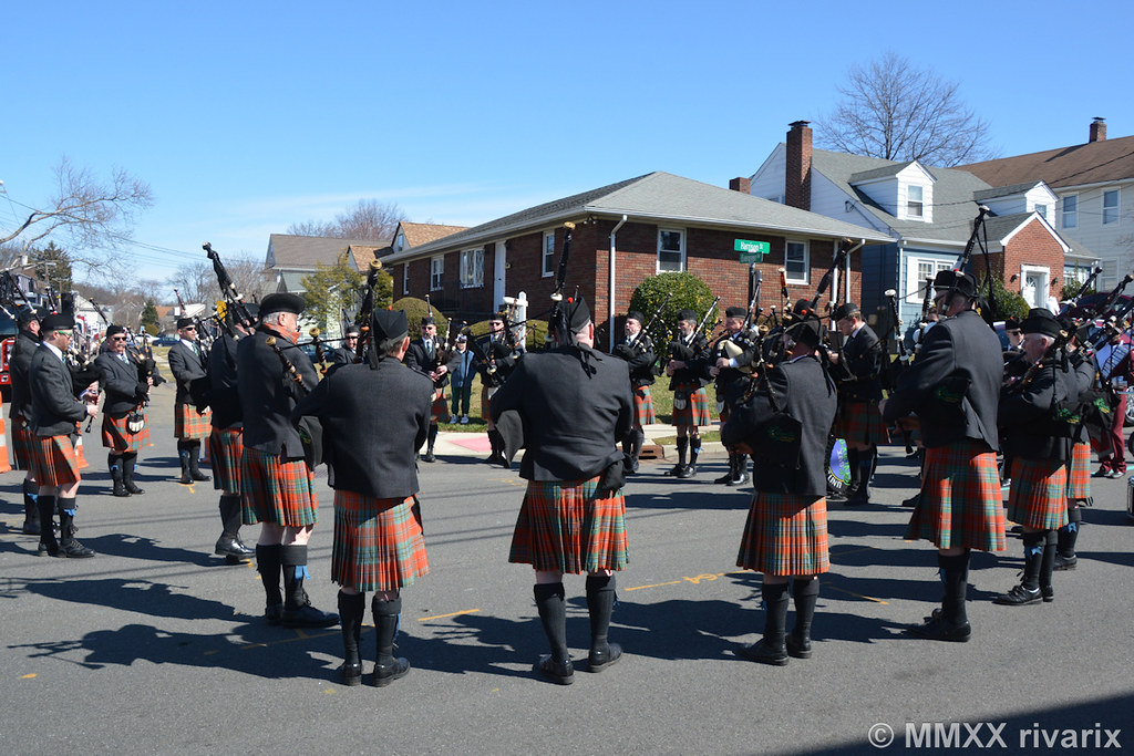 007 St. Patrick's Day - United Gaelic Pipe Band