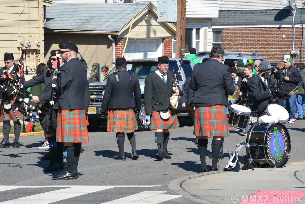 005 St. Patrick's Day - United Gaelic Pipe Band