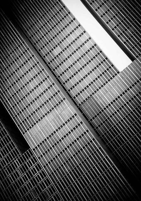 De rotterdam - facade detail no2
