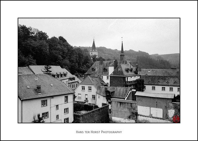Rooftops of Vianden