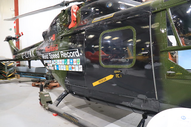 Westland Lynx AH Mk1 G_LYNX/ZA500/ZB500