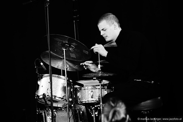 Leif Berger: drums