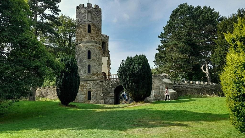 Wentworth Castle Folly