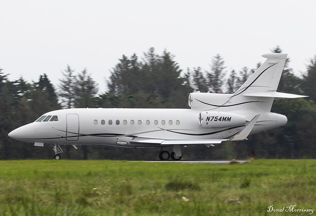 My Air Holdings LLC. Falcon 900EX N754MM
