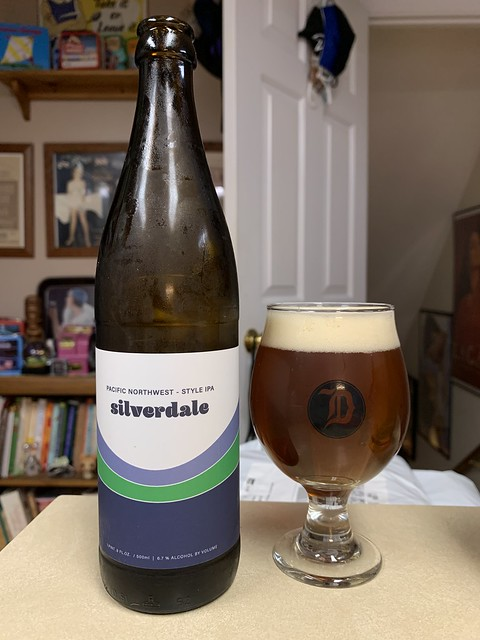 Silverdale Pacific Northwest Style IPA - Dynasty Brewing Company Ashburn Virginia