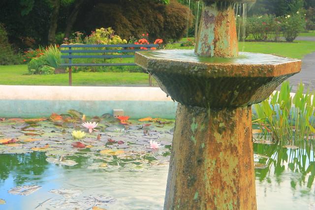 Panteg Park Water Feature