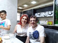 Simon, Liza and Izzik