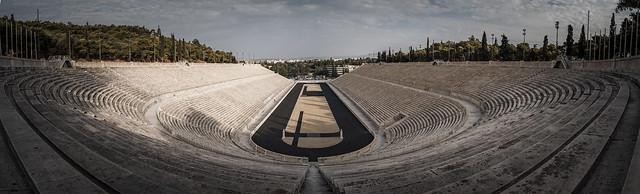 Panathenaic Stadium Athen