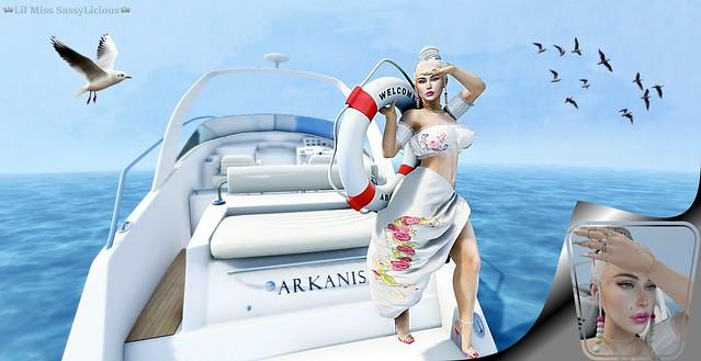 Come Aboard The Love Boat.♔434♔