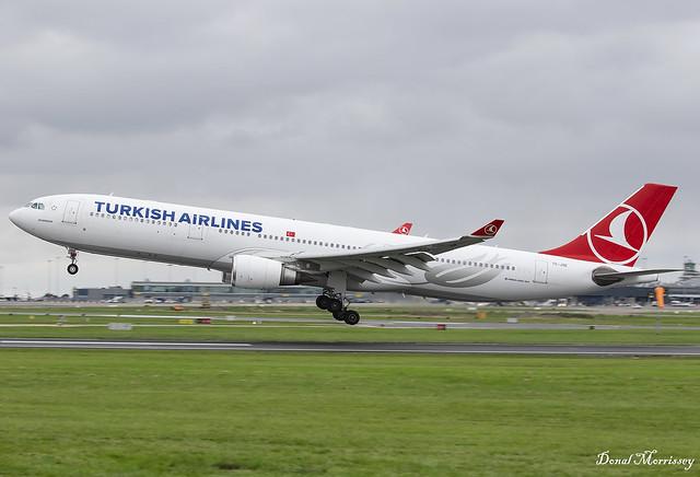 Turkish Airlines A330-300 TC-JOE