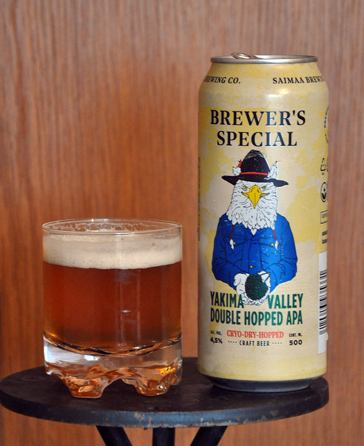 Brewer's Special Yakima Valley Double Hopped APA