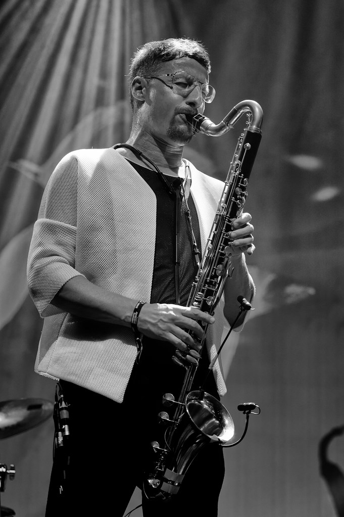 Siegmar Brecher - bass clarinet