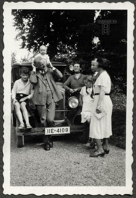 ArchivTappen24Album7o50  Säugling, Gerhard Lobermeyer, Augsburg, 1930er
