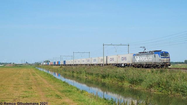 05/09/21 - PKP Cargo EU46-513 - Bruchem