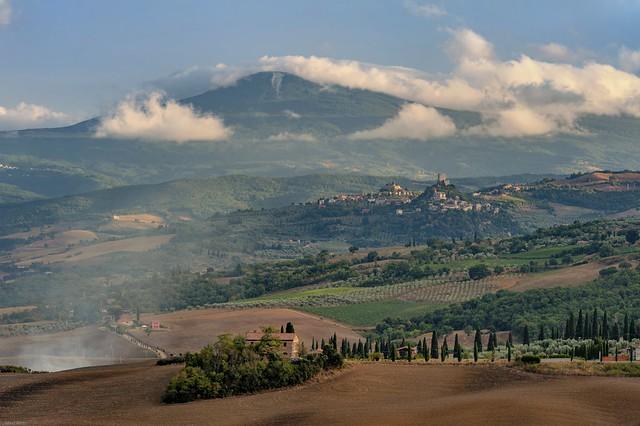 *Monte Amiata and surroundings*