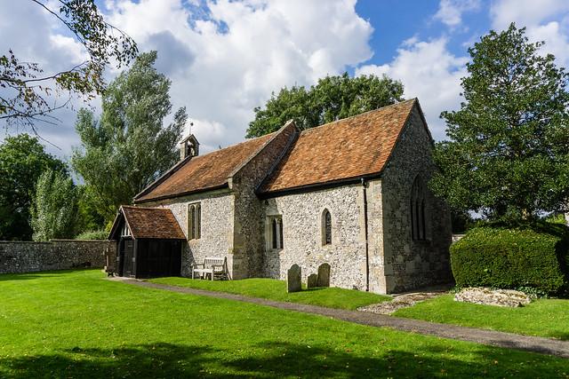 St Mary's Church, Milston