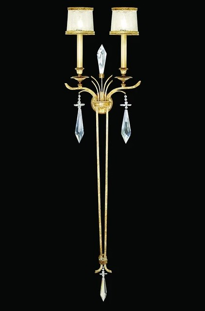 Fine Art Monte Carlo 65in Sconce   Modern Wall Sconces At Grayson Luxury