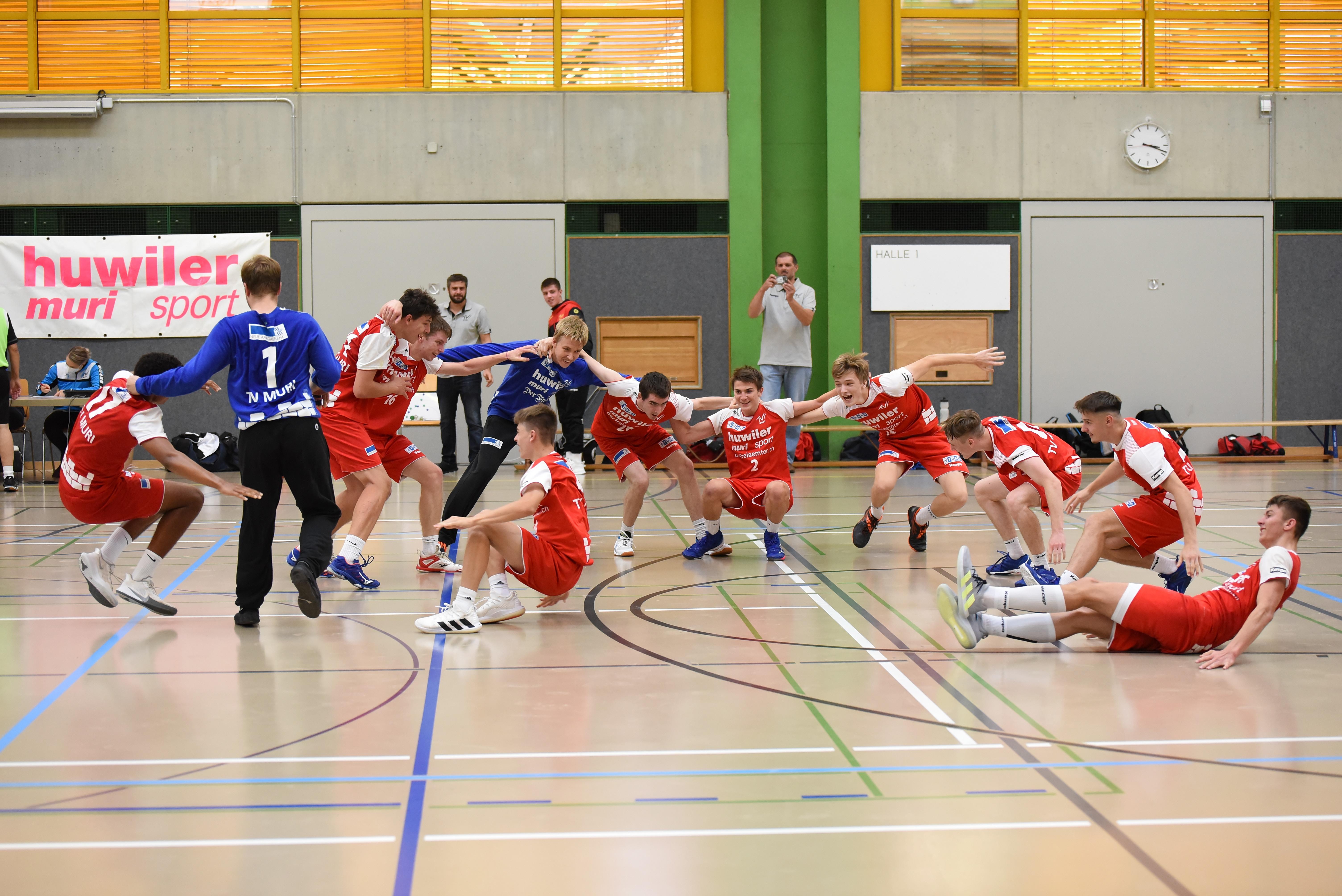 SG U19I - STV Baden