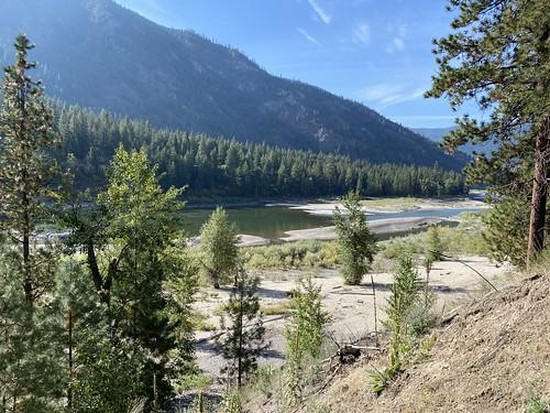 Clark Fork (somewhere in Montana)