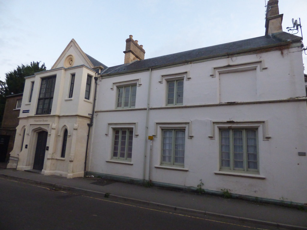 Somerset House - Lower Middle Street, Taunton