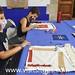 Taller de bosses de roba de l'Agrupa Santa Tecla Sitges 2021