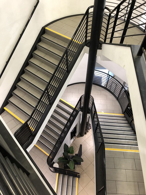 the staircase (261/365)