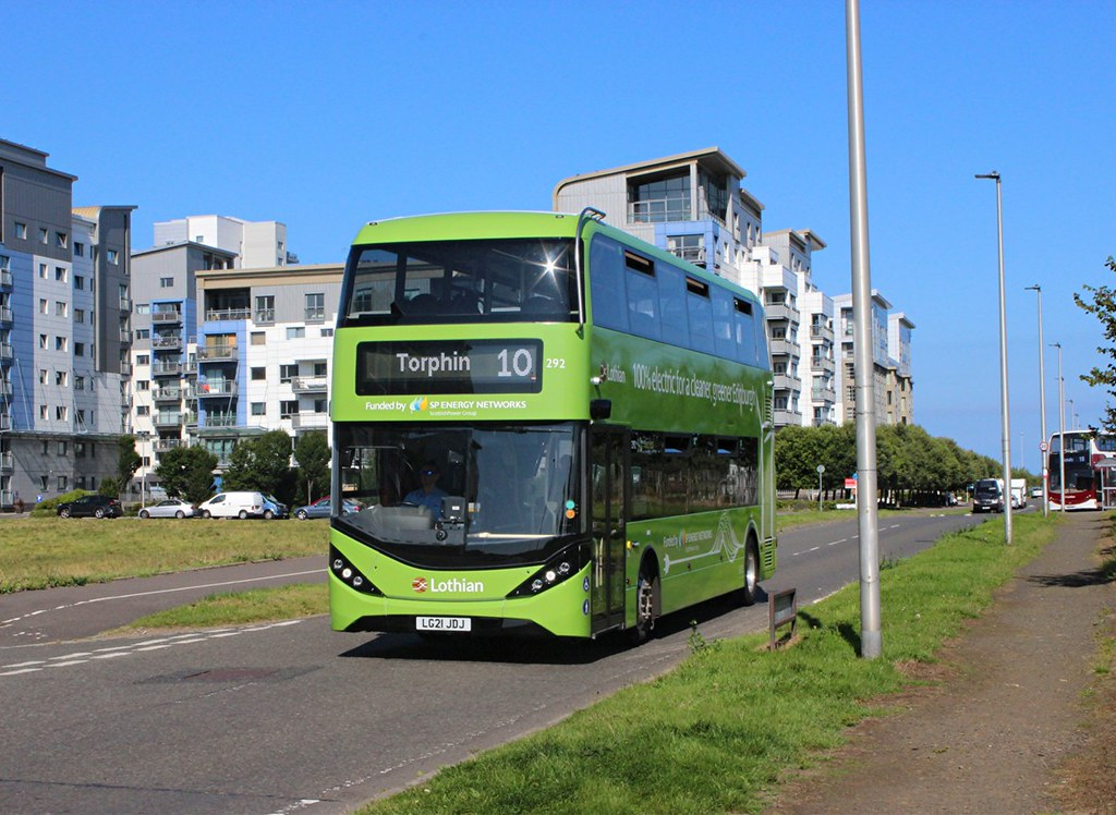 Green electric 292