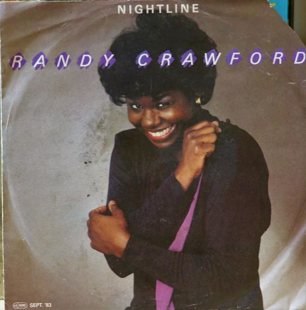 1983 SANDY CRAWFORD