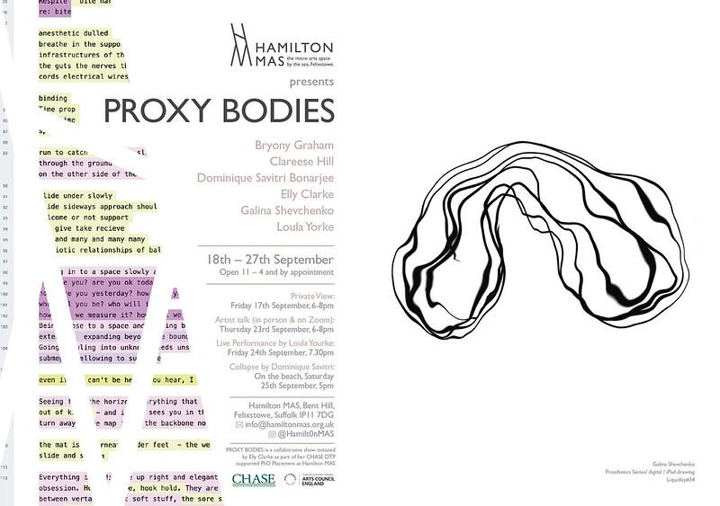 Proxy Bodies digital