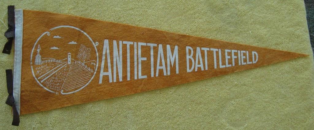 Antietam Battlefield Pennant