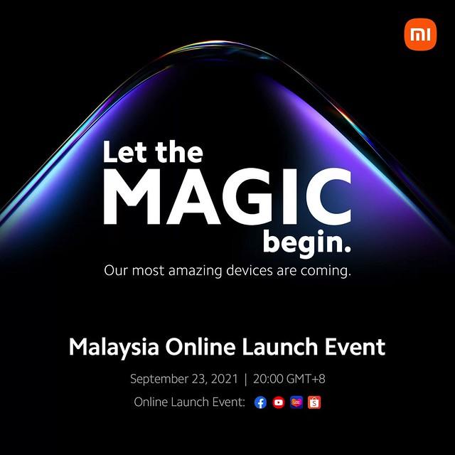 Siri Xiaomi 11T Bakal Dilancarkan Di Malaysia Pada 23 September