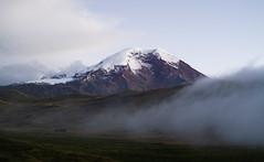 Chimborazo: volcano volcán