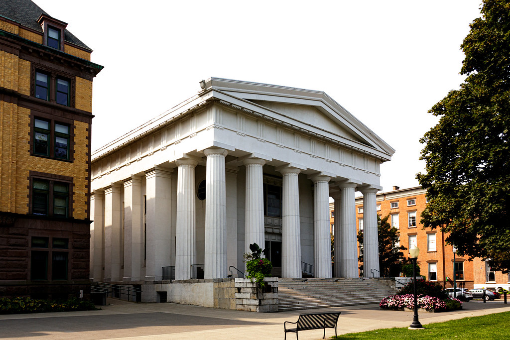 Bush Memorial Center Russell Sage College|Troy, New York