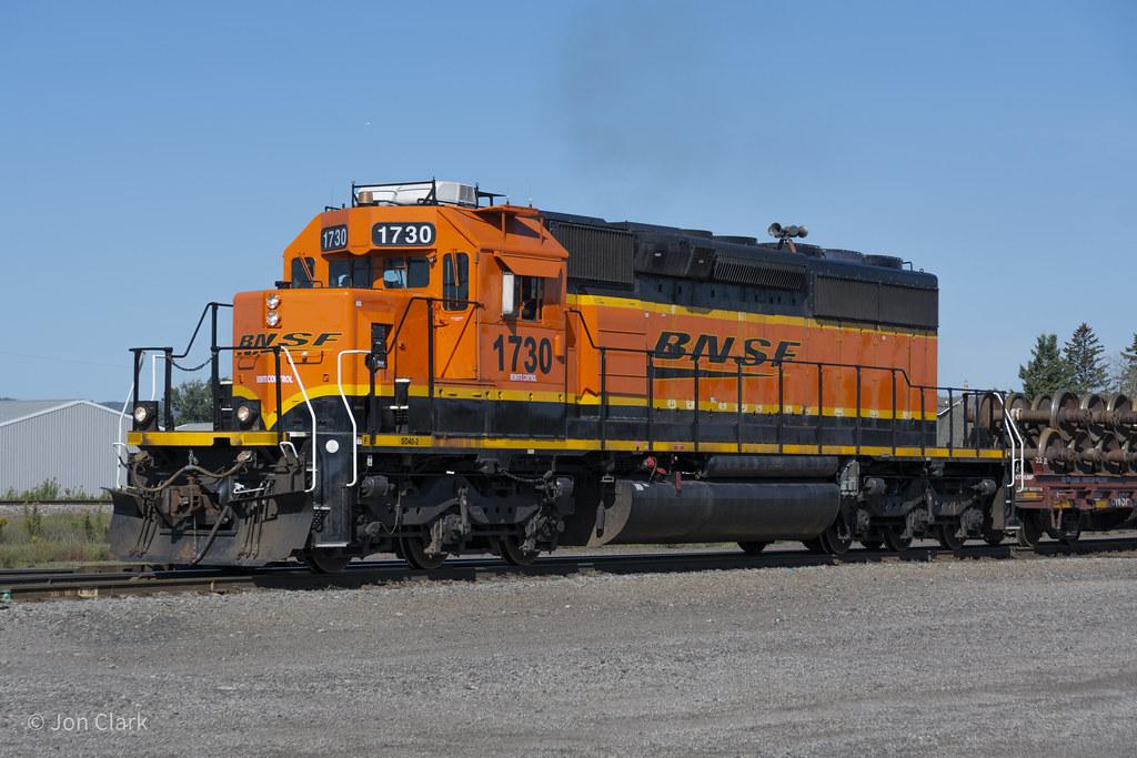 BNSF SD40-2 1730