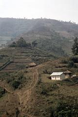 UG Kisoro area view - 1965 (W65-A81-18)