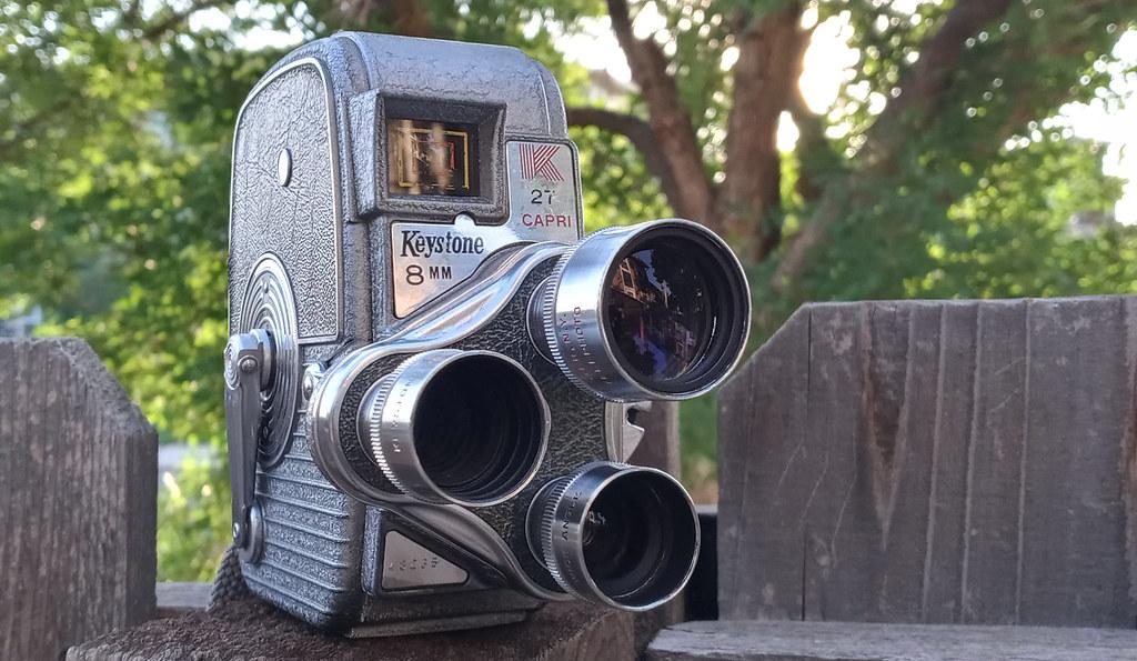 Keystone 8mm K27 Capri