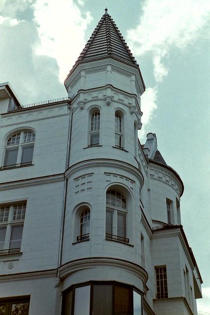 Eckhaus Berlin Steglitz 11.9.2021