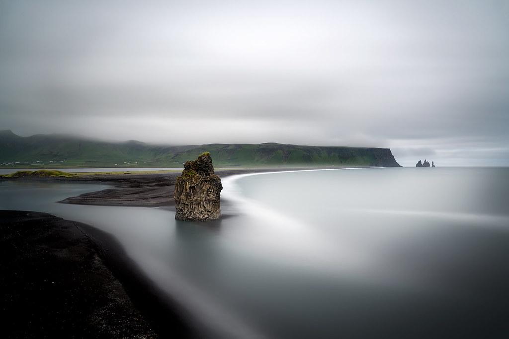 Dyrholaey Coastal View