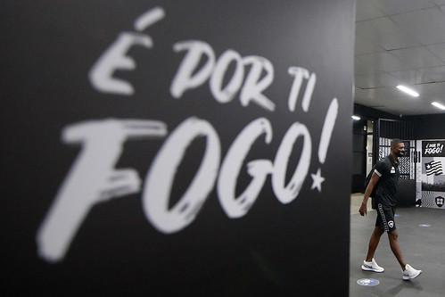 Botafogo x Náutico - 18/09/2021