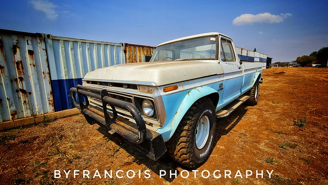 Ford F250 Pick Up 1970's