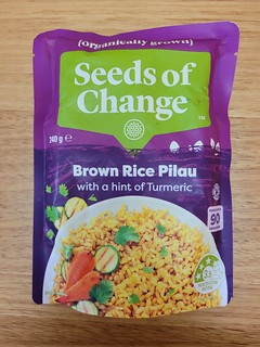 Seeds of Change Pilau Rice