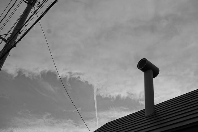 Simple chimney